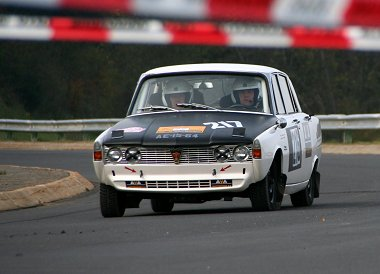 Classic-Rover Rally Team  in de PERS !