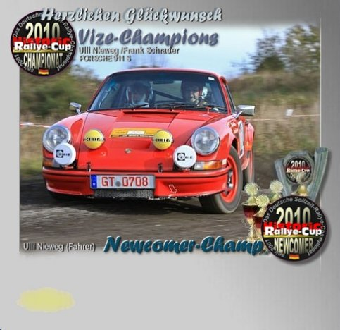 2011 de Historic Rallye Cup....