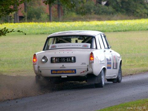 """""""Goede prestaties in Reckenberg Rallye 2012"""""""