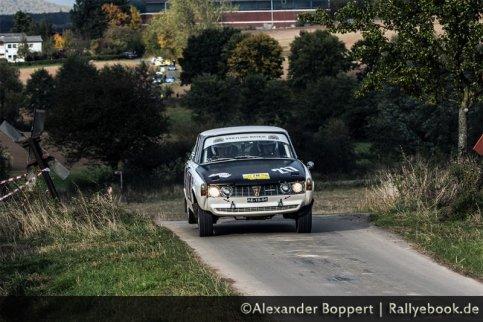 Bad Emstal Rallye 2012 ........ helaas !