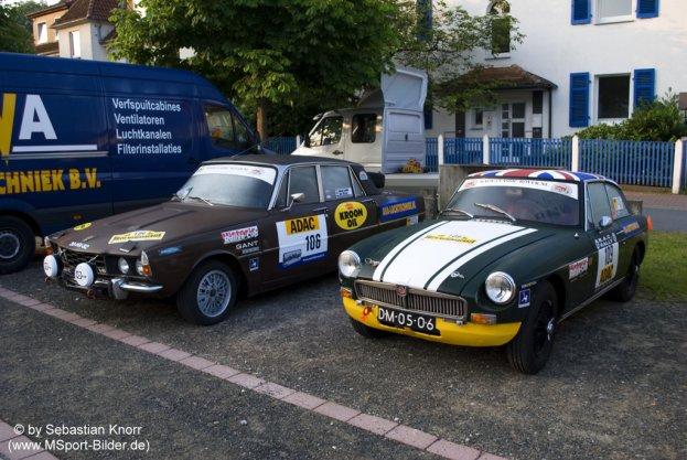 Vorschau auf die 9.ADAC Rallye Niedersachsen